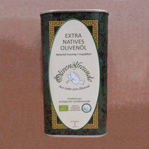 Olivenöl 1.0 Liter